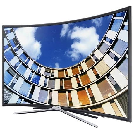 تلویزیون سامسونگ با نمایشگر LED منحنی محصول سال 2017