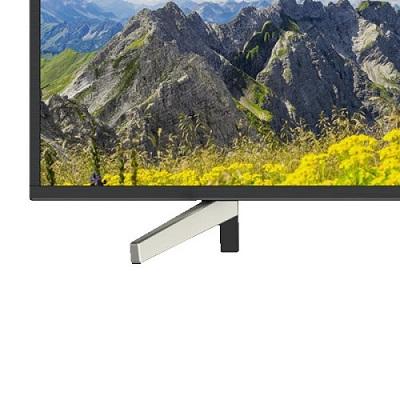 تلویزیون هوشمند x7500f سونی با کیفیت تصویر 4K