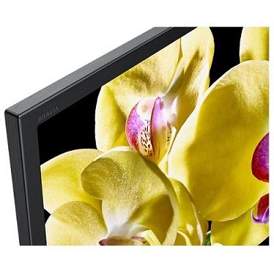 تلویزیون سونی 55X8000G دارای کیفیت تصویر 4K و پنل IPS