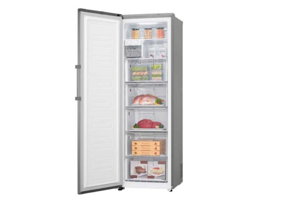 مصرف انرژی بهینه در یخچال دوقلوی ال جی 40 فوت