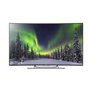 تلویزیون سونی 55S8505C دارای پنل منحنی ال ای دی