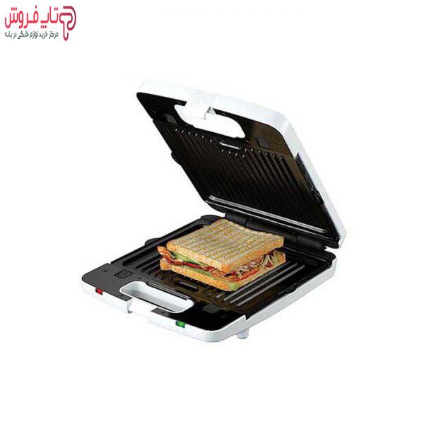 ساندویچ ساز کنوود دو کاره Kenwood SM740 Sandwich Maker