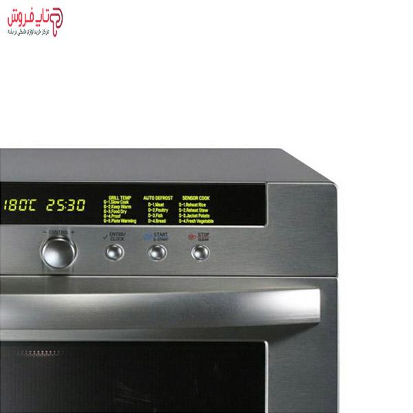 نمایشگر LED هوشمند LG Solar DOM MA3884VC MicrowaveOven